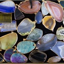 Various Agates & Jaspers