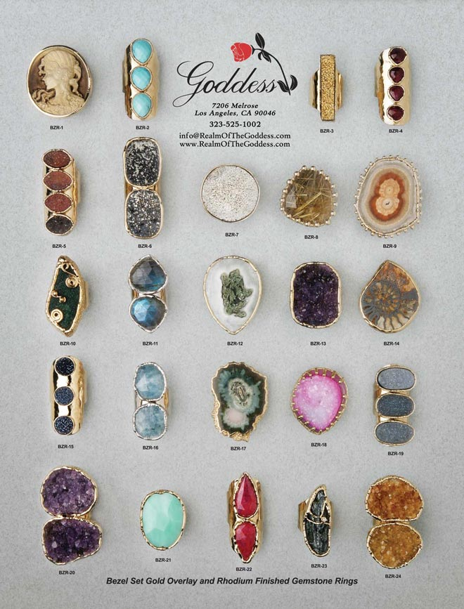 Jewelry Wholesale of Chains by the Foot, Castings and Mother