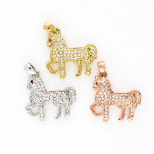 Micro Pave Animals