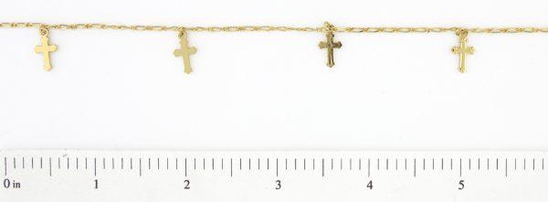 Sm. Dangle Cross w/ RTCH-2
