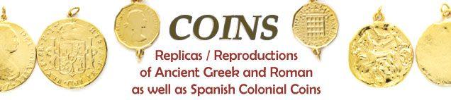 Coin Replicas Banner