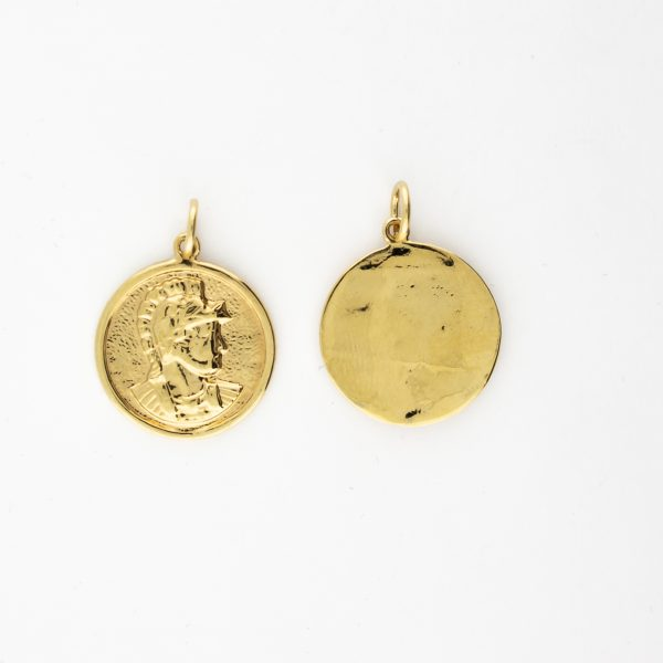 KM-066 Coin Replica pendant