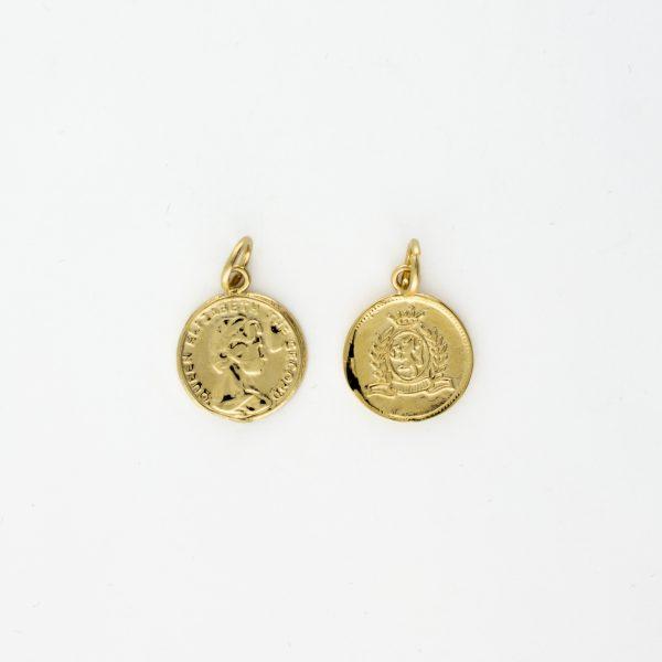 KM-1001 Coin Replica pendant