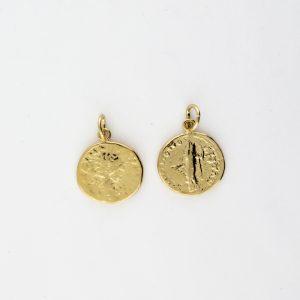 KM-1004 Coin Replica pendant