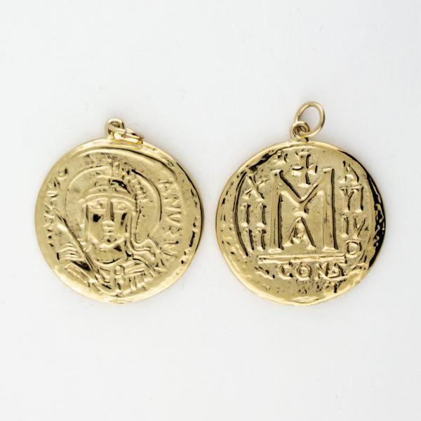 KM-1015 Coin Replica pendant