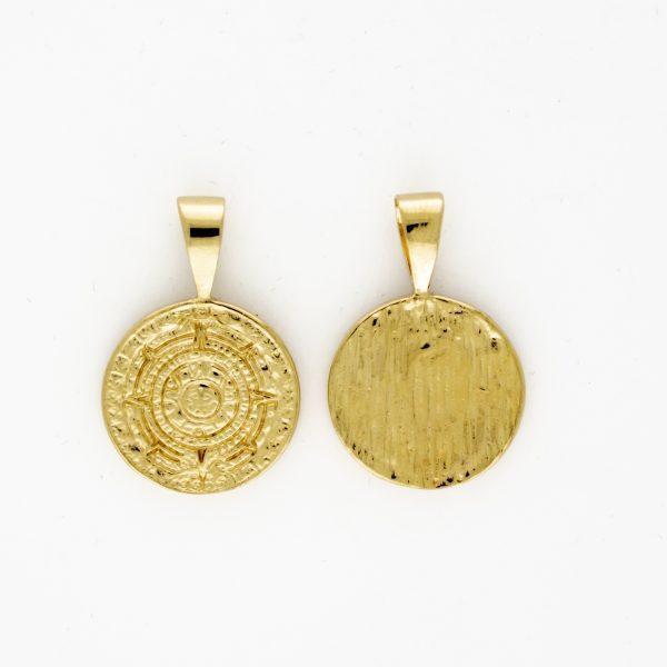 KM-184 Coin Replica pendant