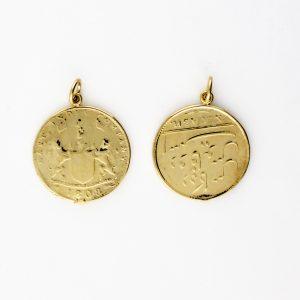 KM-969 Coin Replica pendant