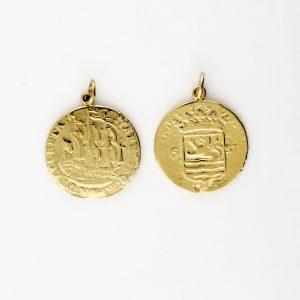 KM-970 Coin Replica pendant