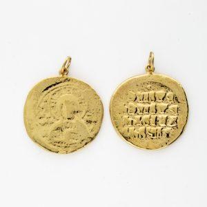 KM-982 Coin Replica pendant