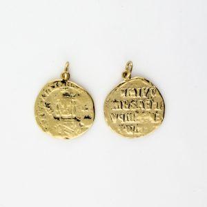 KM-984 Coin Replica pendant