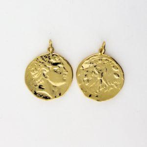 KM-993 Coin Replica pendant