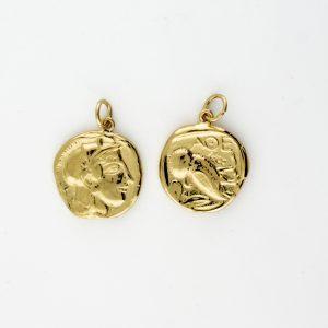 KM-994 Coin Replica pendant