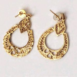 Filigree Earings EF-06