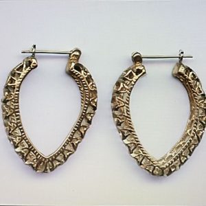 EF-068 Filigree Earrings