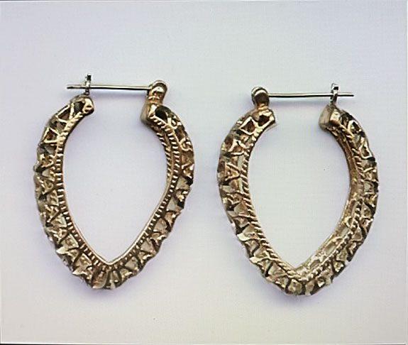 EF-068 Filigree Earrings