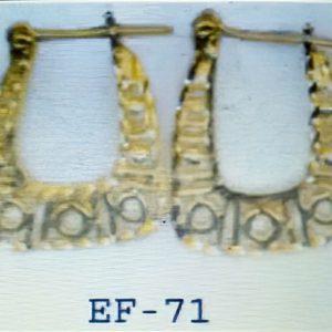 EF-071 Filigree Earrings