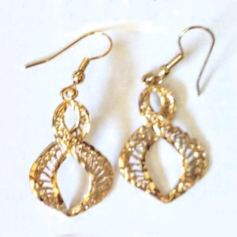 Filigree Earings EF-09