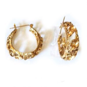 Filigree Earings EF-108