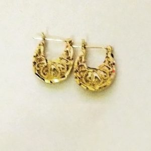 Filigree Earings EF-114