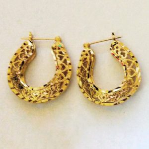 Filigree Earings EF-115