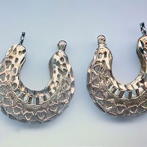 EF-116 Filigree Earrings