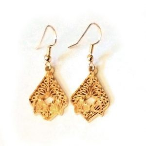 Filigree Earings EF-46