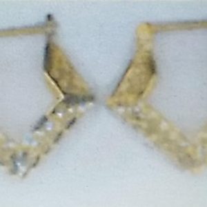 EF-76 Filigree Earrings