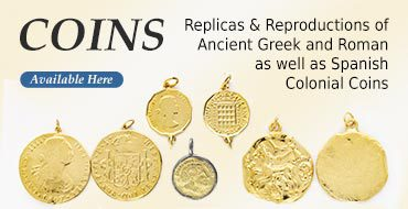 Ancient Greek and Romana Coin Replicas